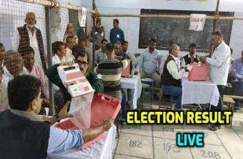 अलवर नगर परिषद चुनाव के नतीजे आना शुरु, जानिए किस वार्ड से कौनसे प्रत्याशी की हुई जीत, जानिए परिणाम