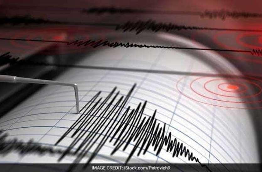 दिल्ली-NCR में महसूस किए गए भूकंप के झटके, रिक्टर पैमाने पर तीव्रता 5.0 मापी गई