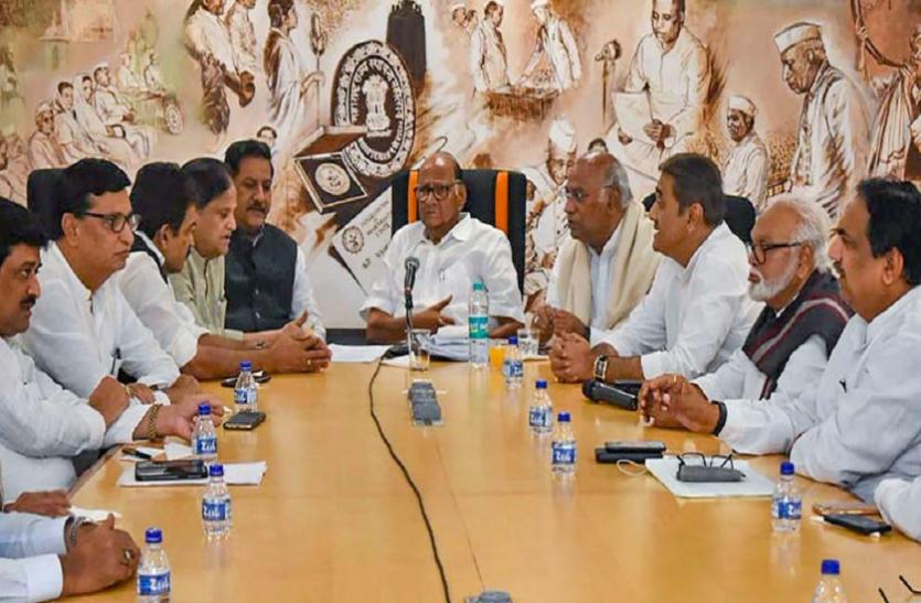 महाराष्ट्र सरकार गठन का फॉर्मूला तय? शिवसेना का होगा CM, स्पीकर के लिए यह नाम आगे