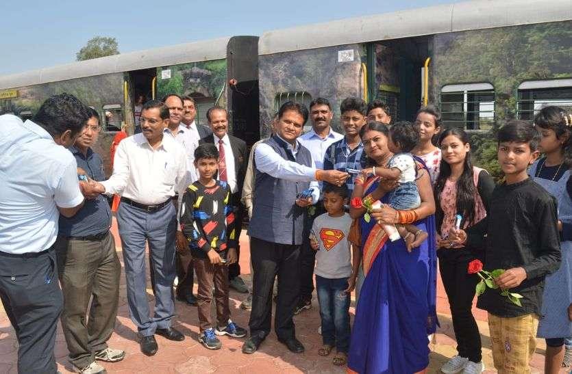 दो वर्ष में भारतीय रेलवे के इस मंडल ने पाई है अनेक उपलब्धी