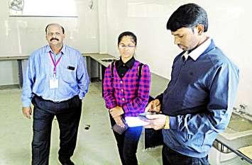 District hospital: जवाब न दे पाया स्टाफ फिर भी संतुष्टिका दावा