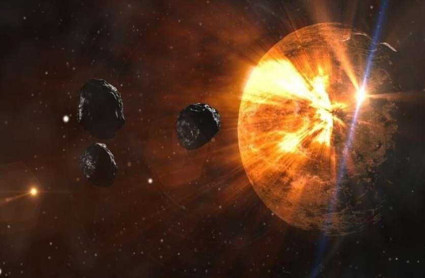 बुधवार को पृथ्वी के करीब से गुजरेगा क्षुद्रग्रह, NASA के वैज्ञानिकों की पैनी नजर