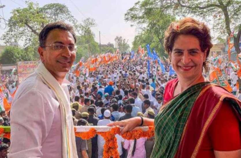 यूपी में बीजेपी का विकल्प बनने को तैयार कांग्रेस, प्रियंका ने बनाई खास रणनीति, जितिन प्रसाद को सौंपी अहम जिम्मेदारी