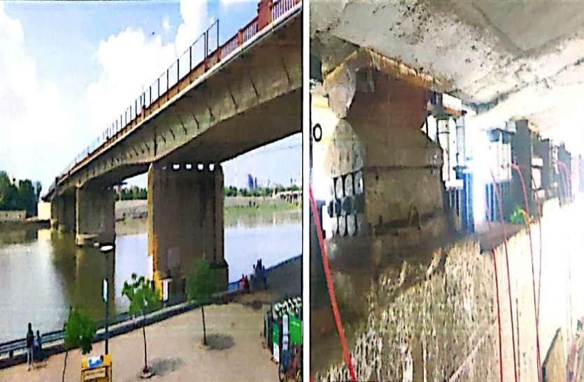 Ahmedabad : यातायात के लिए पुन: खोला सुभाषब्रिज