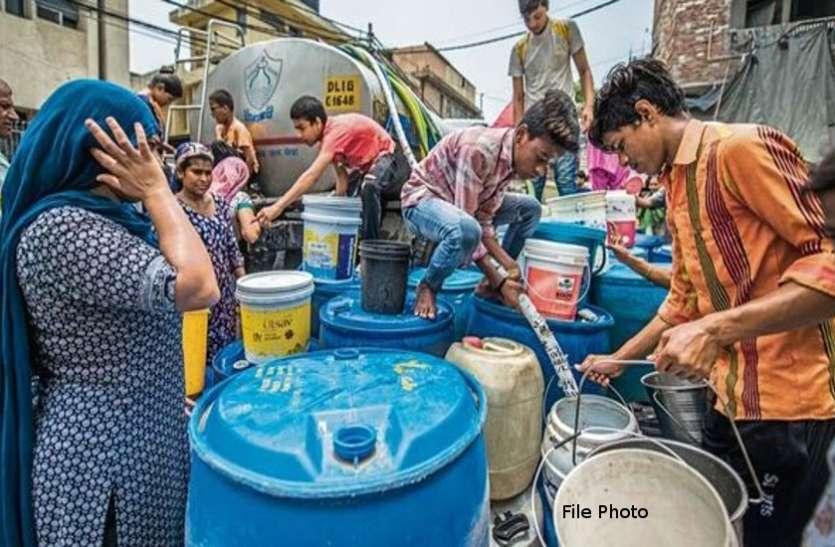 राजधानी के इन इलाकों में अगले 5 दिनों तक रहेगी पानी की समस्या, 19 टंकियों से नहीं मिलेगा पानी