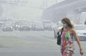प्रदूषण के कारण त्वचा की समस्याओं में 30 फीसदी की बढ़ोतरी