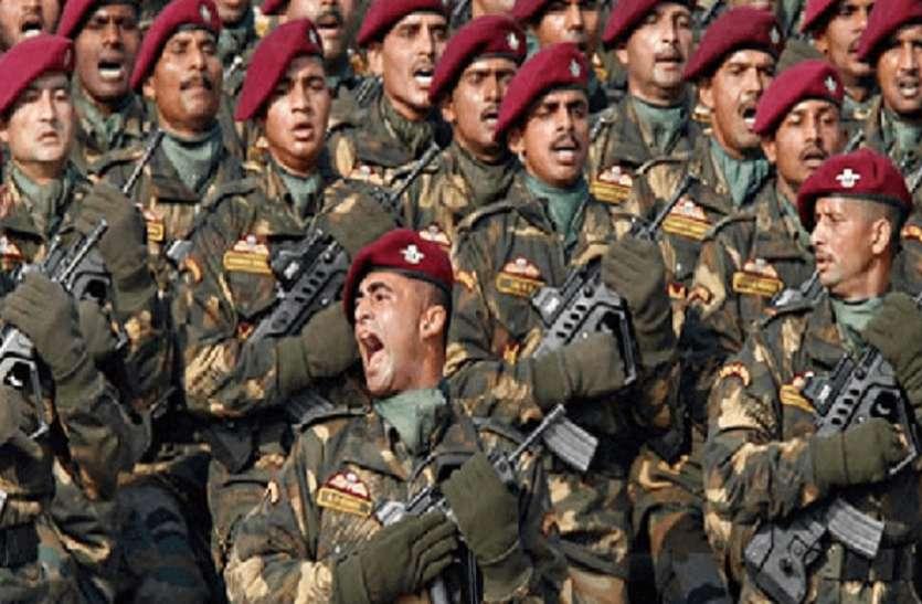 सेना के ब्रिगेडियर और उच्च अधिकारियों के लिए मेस यूनिफॉर्म की योजना