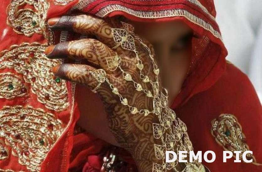 Dulhan Wait For Dulha Barat Did Not Come For Dowry - दुल्हन इंतजार करती रह  गयी, दूल्हे को नहीं मिले 8 लाख, तो नहीं आयी बारात   Patrika News