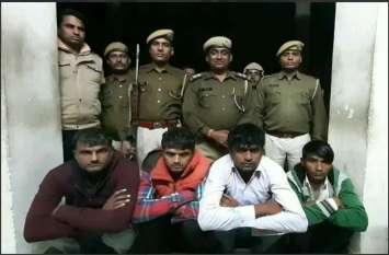 दूध के बाद पनीर भी मिलावटी, जयपुर में यहां  सप्लाई, 4 गिरफ्तार