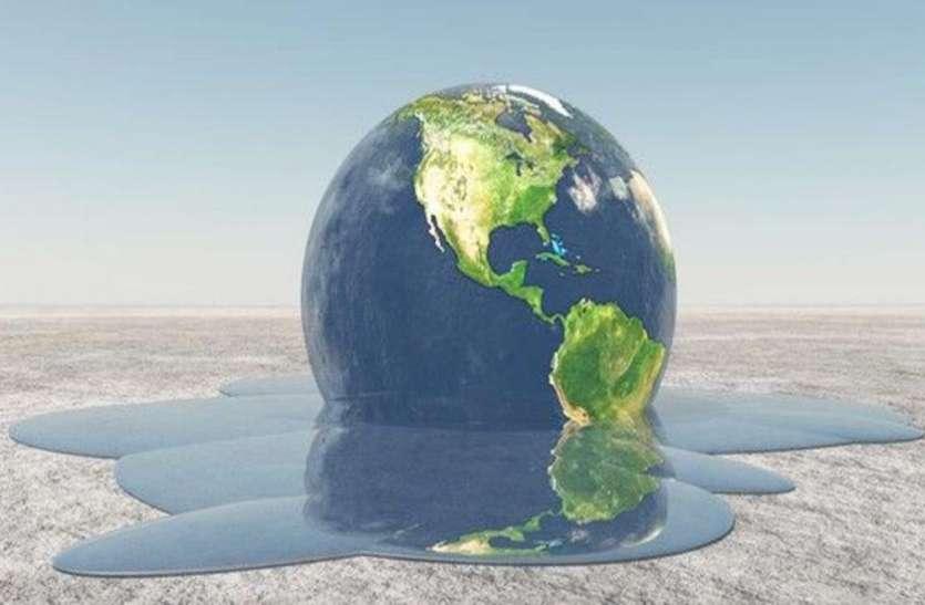 ग्लोबल वार्मिंग: वर्ष 2019 धरती का दूसरा सबसे गर्म वर्ष होने जा रहा