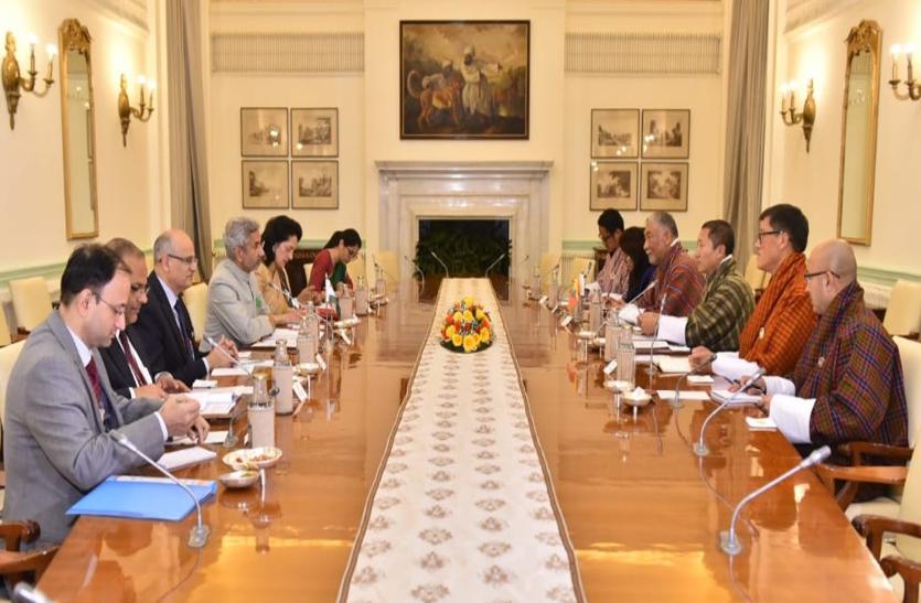 यह मित्र देश घूमने पर वसूलेगा भारतीयों से शुल्क!...विदेश मंत्री के साथ हुई वार्ता