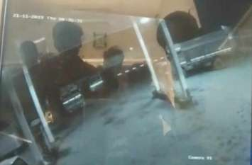क्षेत्र में डीजल चोर गिरोह सक्रिय, सीसीटीवी फुटेज में हुए कैद