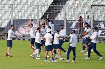 ऐतिहासिक टेस्ट से पहले ऐतिहासिक फैसला,  टीम इंडिया के प्रैक्टिस सेशन का होगा लाइव टेलिकास्ट
