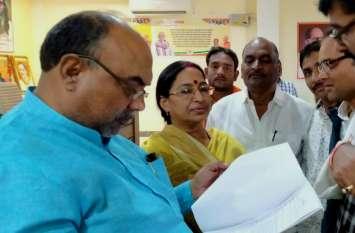 भाजपा का संगठन चुनाव हुआ दिलचस्प, मतदाताओं के बराबर पहुंचे प्रत्याशी