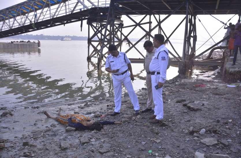 गंगा में डूबने से महिला की मौत