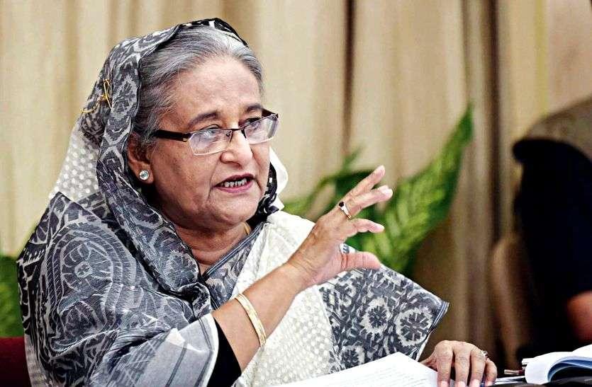 बांग्लादेश की पीएम शेख हसीना ने प्रधानमंत्री मोदी का अनुरोध किया स्वीकार, डे-नाइट टेस्ट का करेंगी उद्धाटन