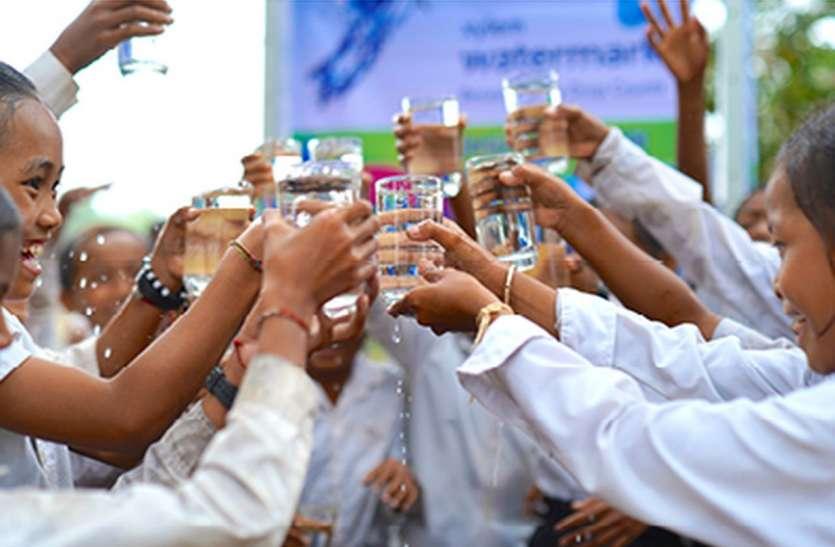सूरत के स्कूलों में 1 दिसम्बर से शुरू होगा वाटर ब्रेक अभियान
