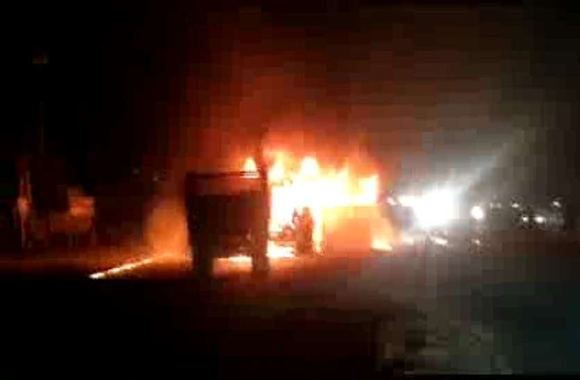 Fire Incident : Jaipur में भी Delhi जैसा 'Denger'