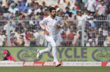 डे-नाइट टेस्ट : भारतीय तेज गेंदबाजों को गुलाबी गेंद आई रास, 106 पर बांग्लादेश ढेर, टी तक भारत 35/1