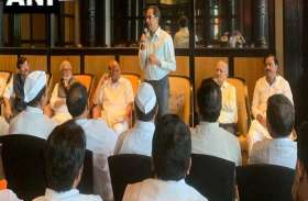 महाराष्ट्र: NCP विधायकों के साथ शरद पवार और उद्धव ठाकरे की बैठक खत्म