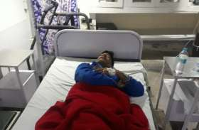 सहारनपुर में पुलिस बदमाशों के बीच फायरिंग: एक पुलिसकर्मी काे भी लगी गाेली, बदमाश गिरफ्तार