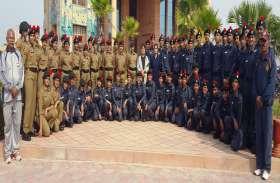 भारतीय सेना में करियर बनाने का बेस्ट ऑप्शन है एनसीसी, सीखने को मिलता है अनुशासन, शौर्य व साहस का पाठ
