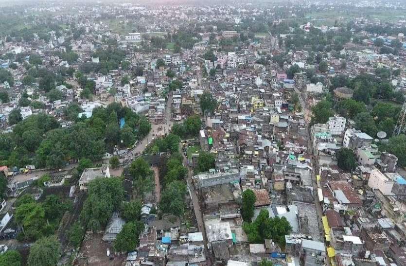 परकोटे के अंदर बसा है एमपी का यह बड़ा शहर