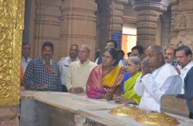 Gujarat: Somnath दर्शन को पहुंचे Former PM Devegowda