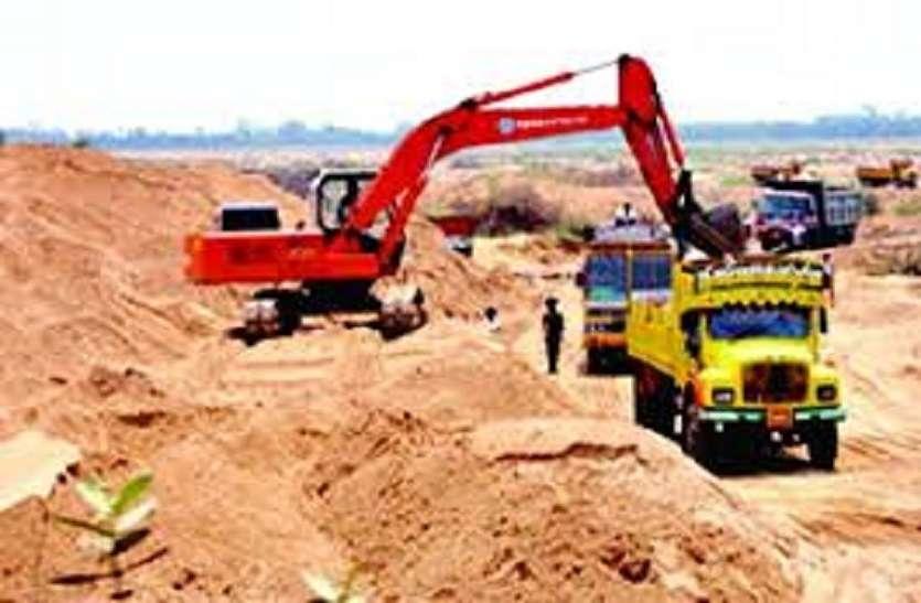 पूरे प्रदेश में आई 247 ऑन लाइन निविदाएं, रेत खदान लेने सबसे ज्यादा ठेकेदारों ने दिखाई रूचि