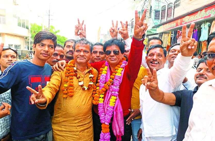 पुष्कर में उपाध्यक्ष पद पर भी भाजपा का कब्जा