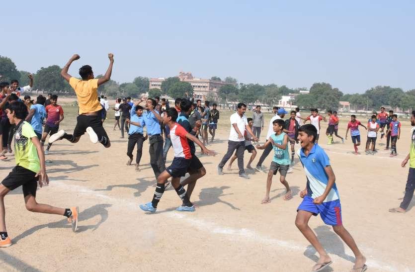 पाई ओलम्पिक में स्कूली विद्यार्थियों ने किया श्रेष्ठ प्रदर्शन