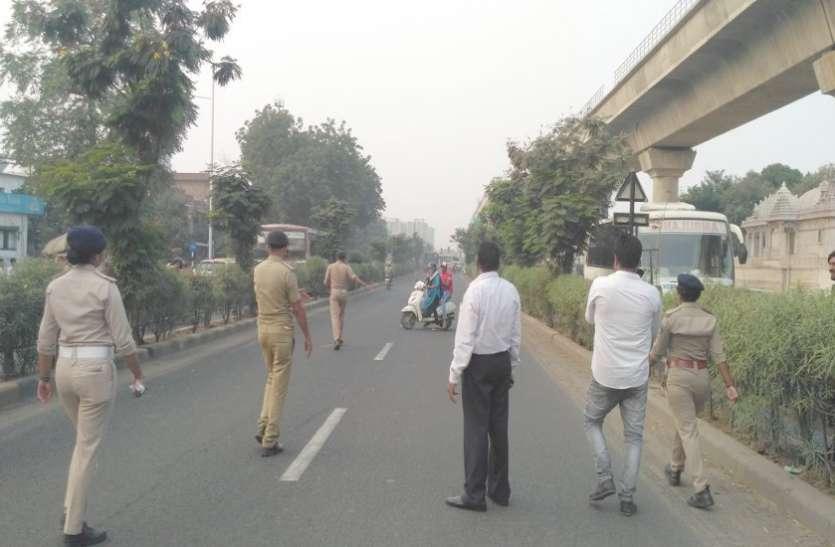 Ahmedabad News अब बीआरटीएस कॉरिडोर में घुसे तो देना होगा भारी जुर्माना, दर्ज होगा मामला भी
