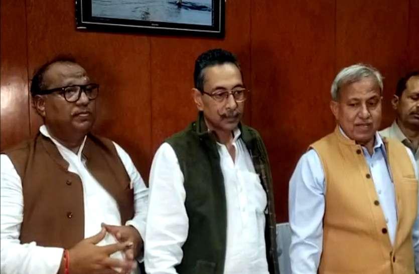भरतपुर नगर निगम: भाजपा के पार्षदों की क्रॉस वोटिंग के बाद 56 वोट लेकर कांग्रेस के गिरीश चौधरी बने डिप्टी मेयर