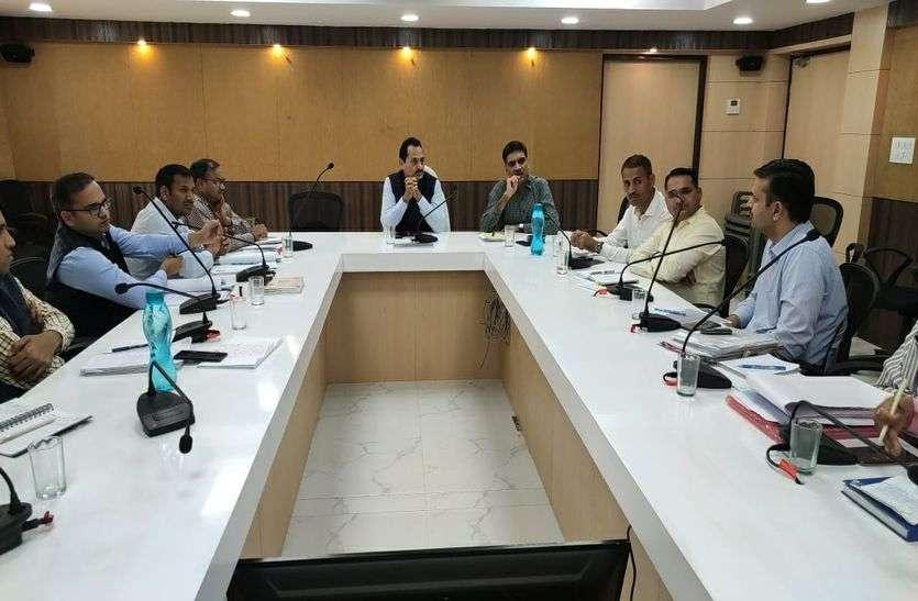 जयपुर वार्ड पुन:सीमांकन के प्रस्ताव 30 नम्बर तक होंगे तैयार