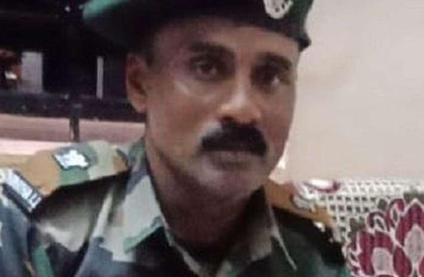 सेना का फर्जी अधिकारी गिरफ्तार