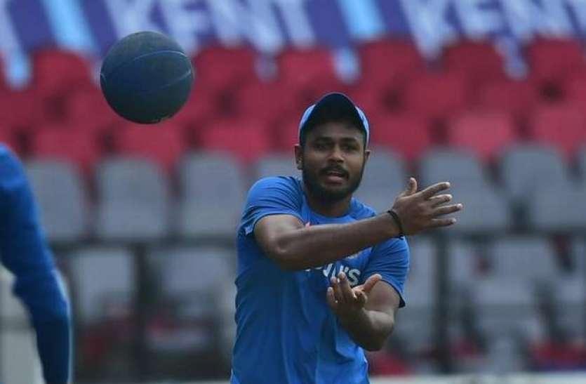 चोट की वजह से बाहर हुआ टीम इंडिया का 'गब्बर', संजू सैमसन हुए टीम में शामिल