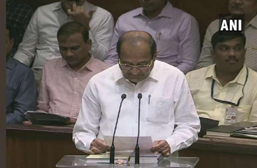 महाराष्ट्र में विधानसभा का विशेष सत्र, प्रोटेम स्पीकर ने विधायकों को पद और गोपनीयता की शपथ दिलाई