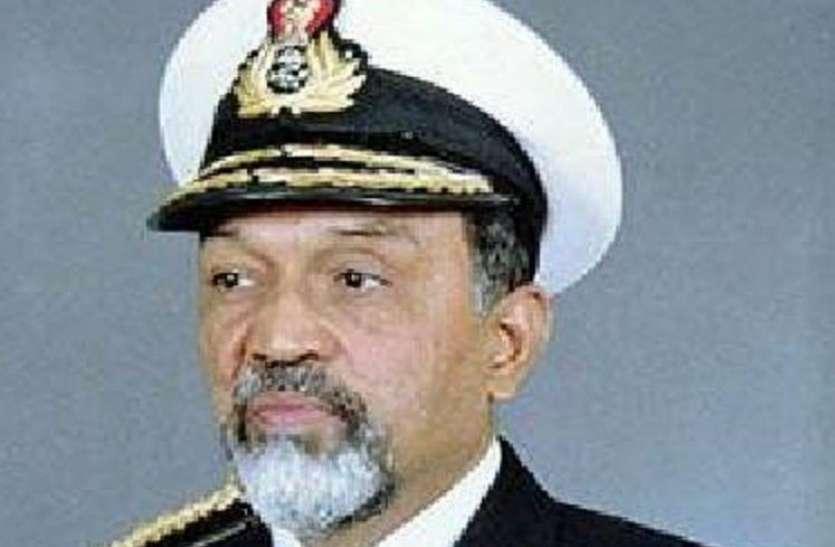 पूर्व नौसेना अध्यक्ष सुशील कुमार का निधन, सेना के अस्पताल में ली अंतिम सांस