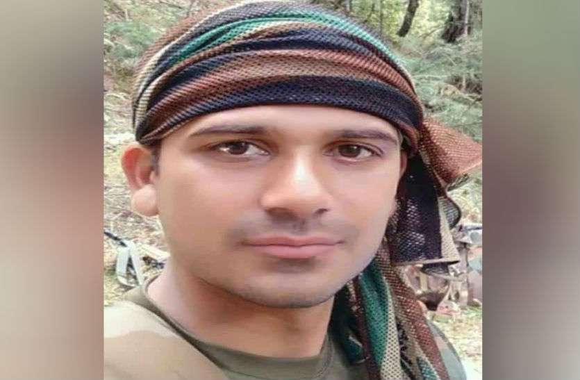 यूपी के रहने वाले सैनिक की राजस्थान में सड़क हादसे के दौरान मौत