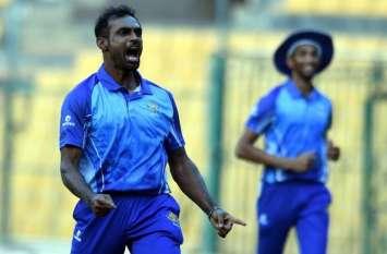 मिथुन का अविश्वसनीय रिकॉर्ड, एक ओवर में लिए 5 विकेट, सैयद मुश्ताक अली ट्रॉफी के फाइनल में कर्नाटक