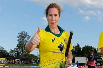 ऑस्ट्रेलिया की महिला क्रिकेट एलेक्स ब्लैकवेल ने की संन्यास की घोषणा