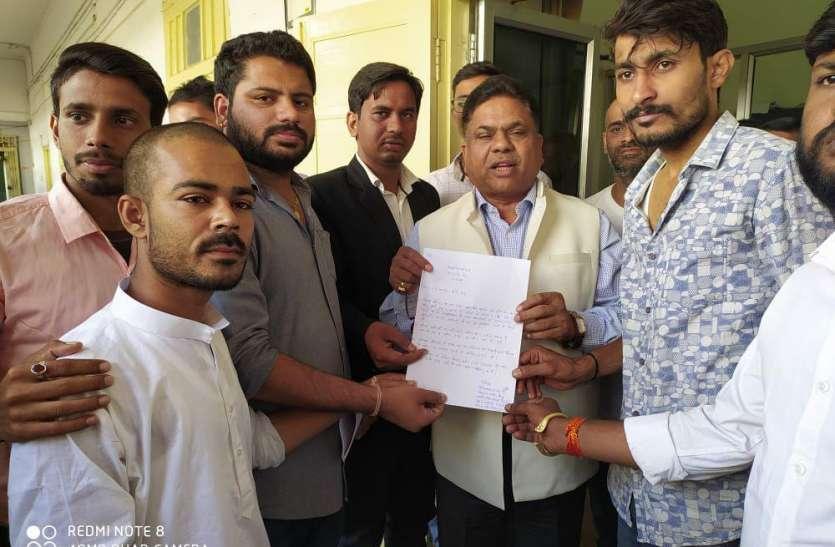 मेडिकल सेक्स  स्केंडल के आरोपी विवि कैम्पस में बेखौफ  कर रहे प्रवेश