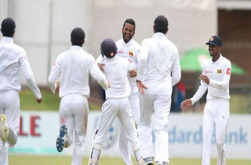 पाक दौरे के लिए श्रीलंका टीम का ऐलान, 2009 आतंकी हमले में घायल होने वाले सुरंगा लकमल भी टीम में
