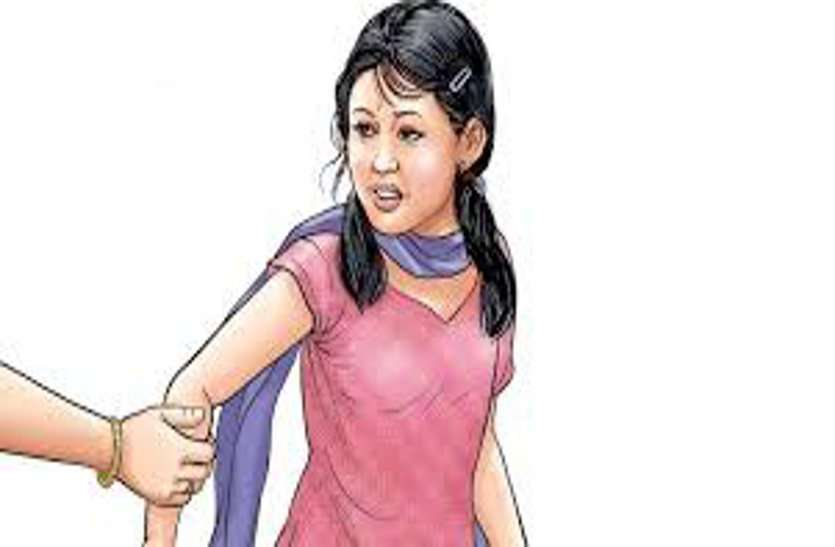 राजधानी में लड़कियां नहीं सुरक्षित, राह चलते हो रही छेड़छाड़ और मारपीट