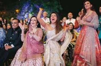 Priyanka and Nick's wedding पर दुनिया की हर दूसरी हस्ती जोधपुर में थी