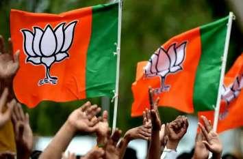 भाजपा संगठन में बदलाव की बयार,  7 मंडलों में बदले अध्यक्ष, मुखर्जी मंडल में गहराया रोष