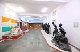 Memories of Mahatma Gandhi म्यूजियम बना कर यादें कलात्मक अंदाज में संजोईं