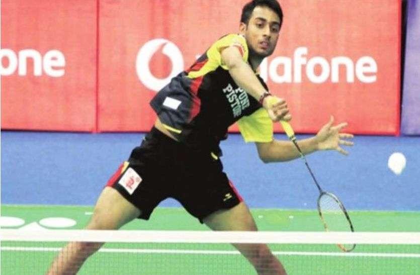 सैयद मोदी बैडमिंटन टूर्नामेंट : खिताबी जीत से चूके सौरभ, चीनी ताइपे के वेई ने फाइनल में दी मात