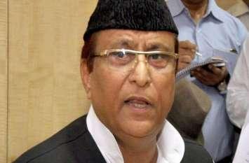 आजम खान ने किया रामपुर से लखनऊ तक साइकिल रैली निकालने का ऐलान