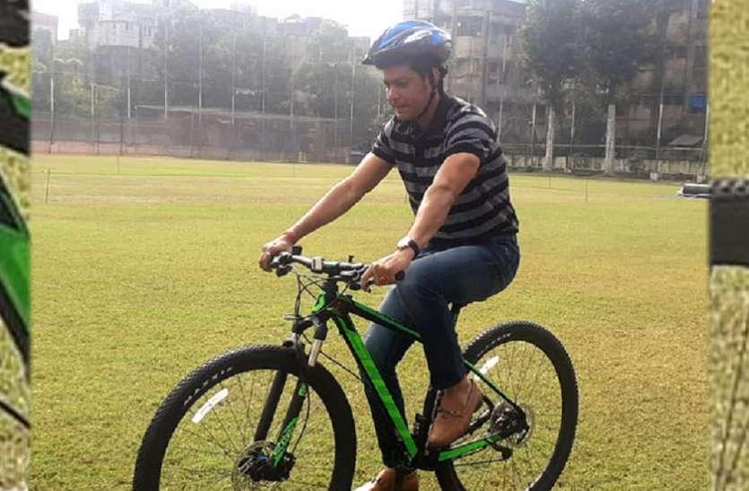 पर्यावरण संरक्षण के लिए जागरूकता साइकिल यात्रा आज से